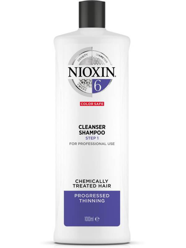 Nioxin System 6 Cleanser 1000 ml