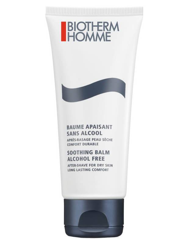 Biotherm Homme Soothing Balm - Alcohol Free (100ml)