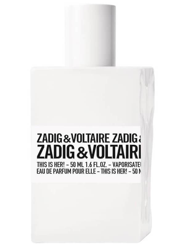 Zadig & Voltaire This Is Her! EdP (50ml)