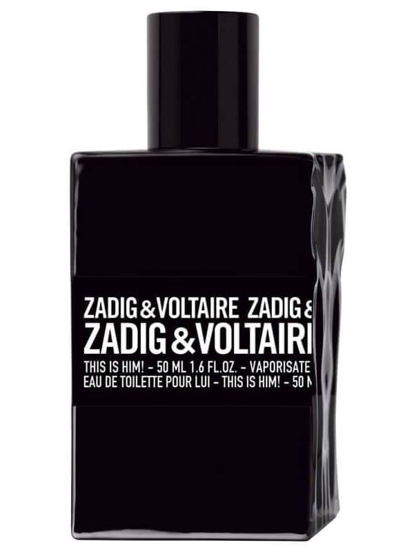 Zadig & Voltaire This Is Him! EdT (50ml)