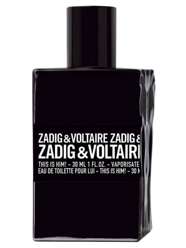 Zadig & Voltaire This Is Him! EdT (30ml)