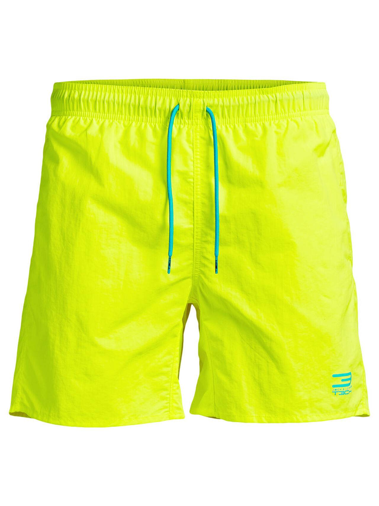 Jack & Jones Classic Swimshorts SafetyYellow