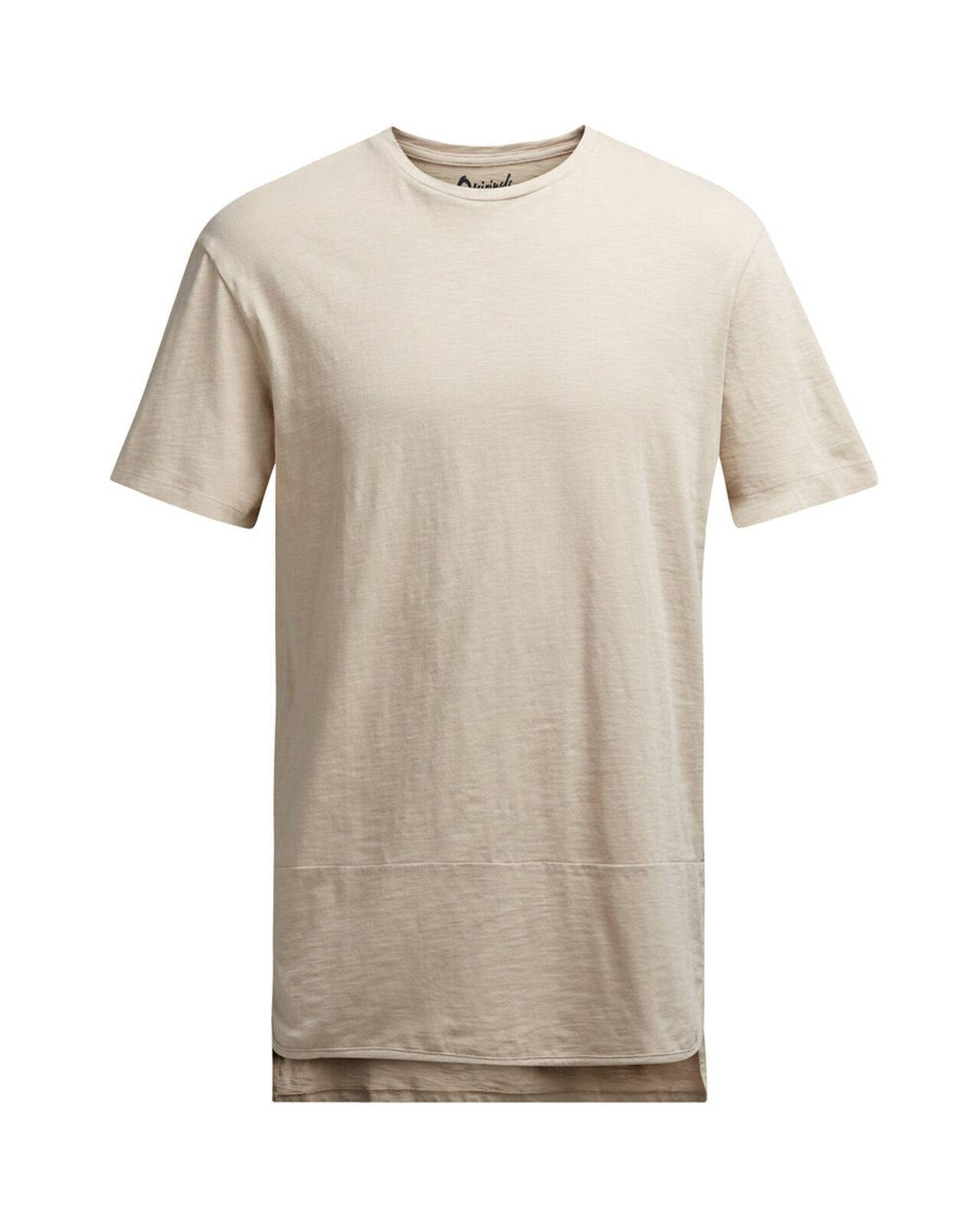 Jack & Jones Longer Length T-Shirt Nomad