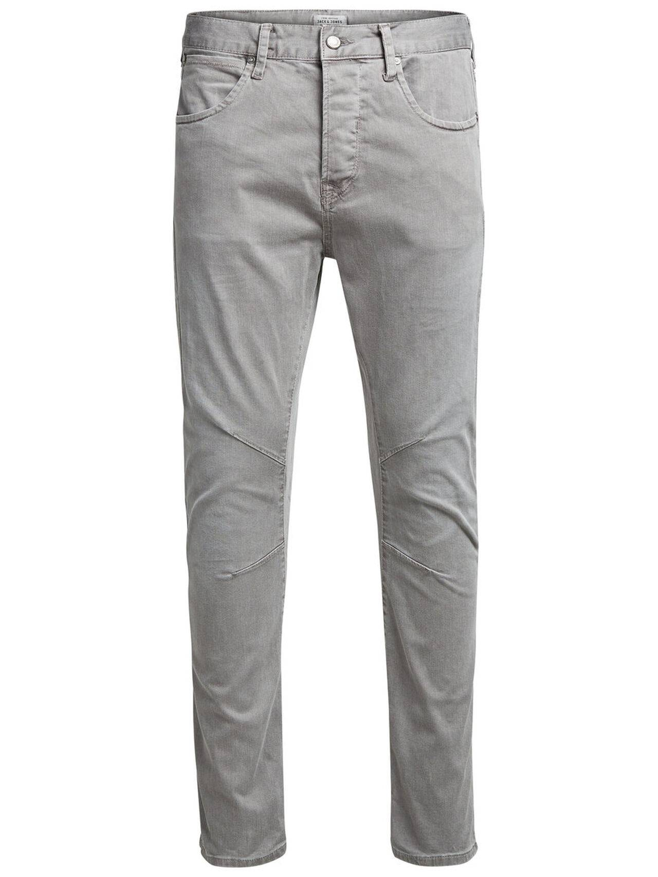 Jack & Jones Luke Echo Jos 999 Char Grey Trousers CharcoalGray