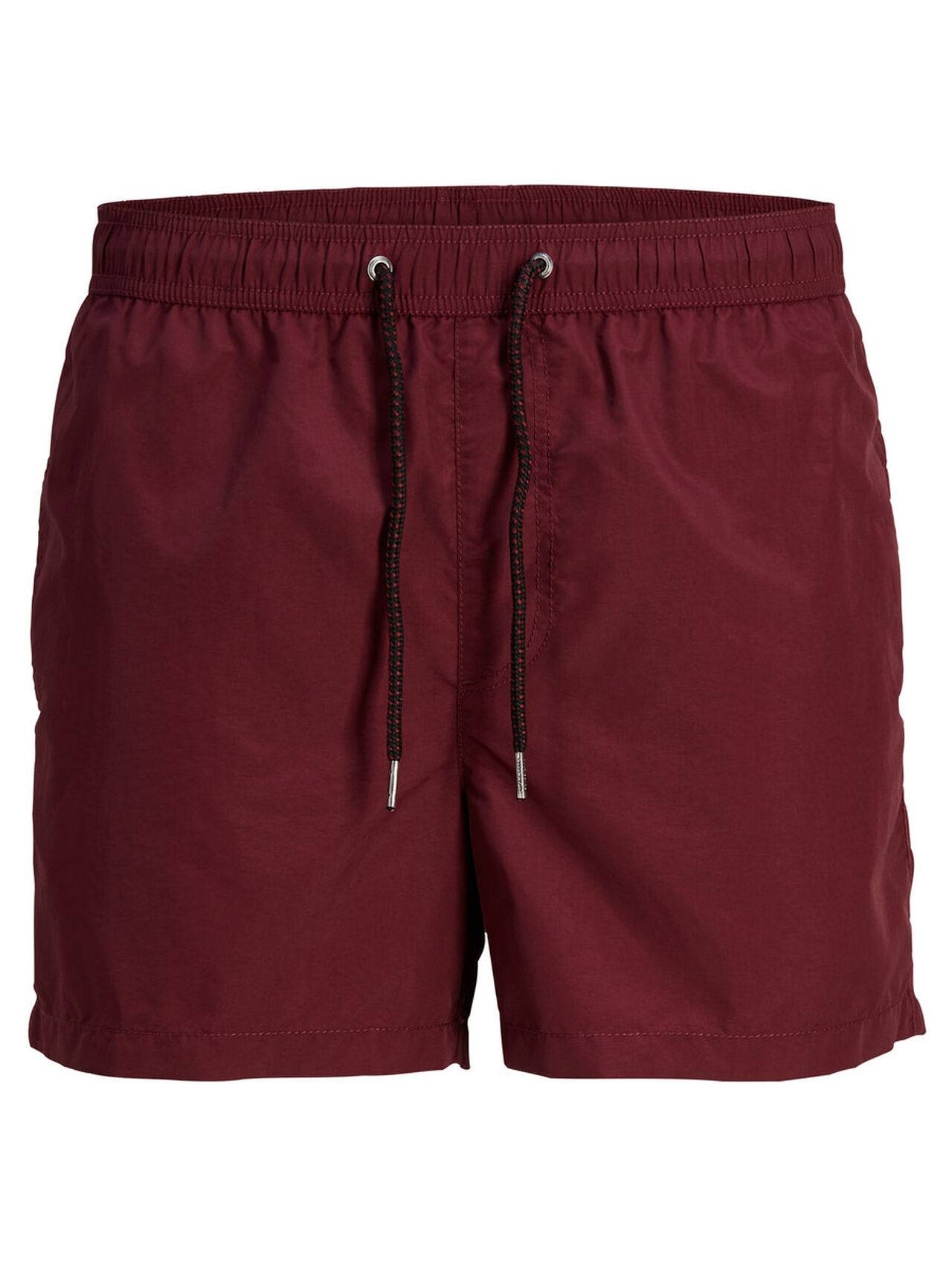JACK & JONES Sunset Ww Sts Swimshorts Men Red Burgundy