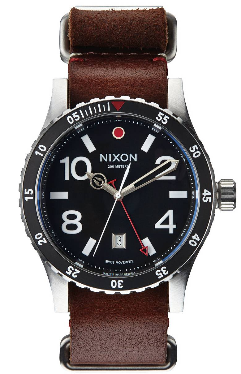 Nixon Diplomat Black/Brown A269-019 Offer
