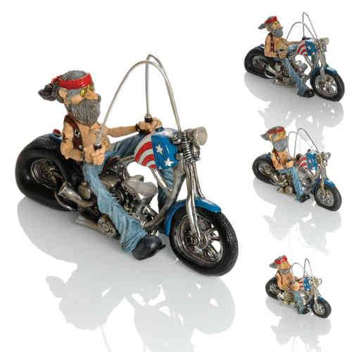 Booster Chopper Deco Figure 1