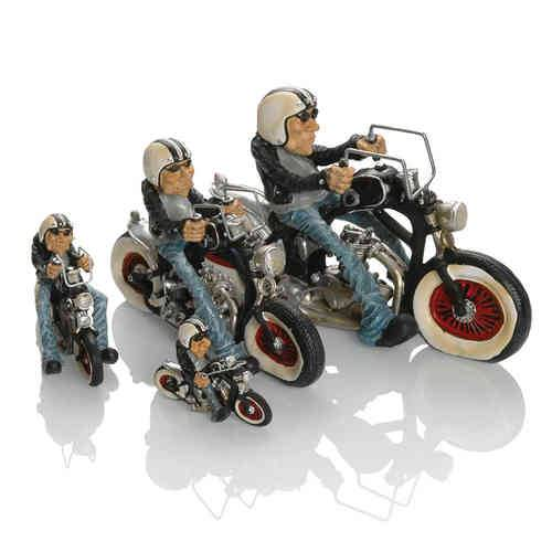 Booster Chopper Deco Figure 4