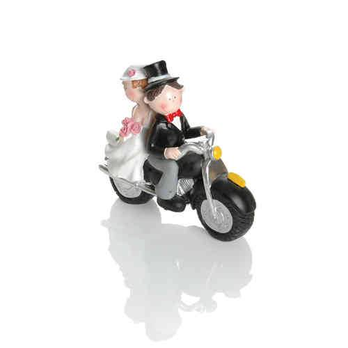 Booster Deco Figure Wedding Motorbike 4