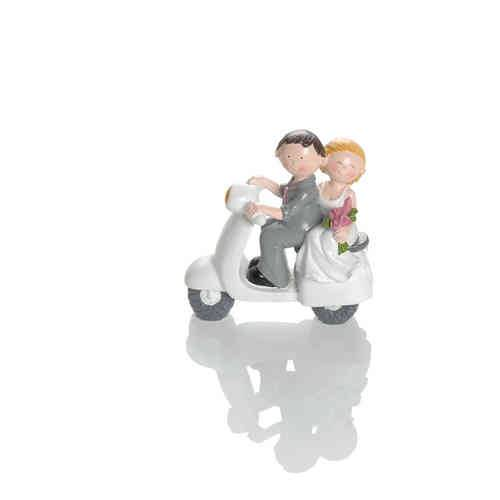 Booster Deco Figure Wedding Scooter 2