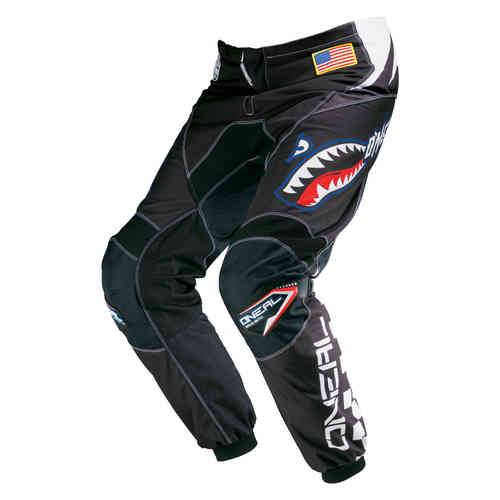 Oneal O´Neal Element Afterburner Motocross housut Musta