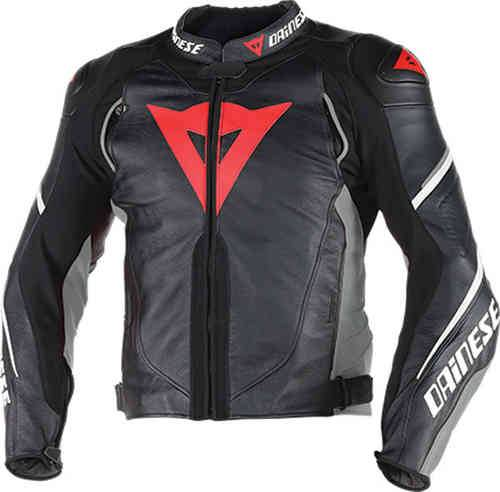 Dainese Super Speed D1 Nahkatakki rei