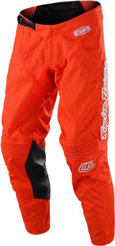 Troy Lee Designs GP Air Mono Youth Housut Oranssi