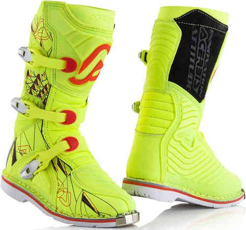 Acerbis Shark Junior Motocross Boots