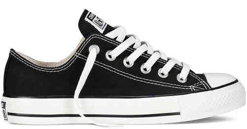 Converse Chuck Taylor All Star Classic Low Kengät Musta