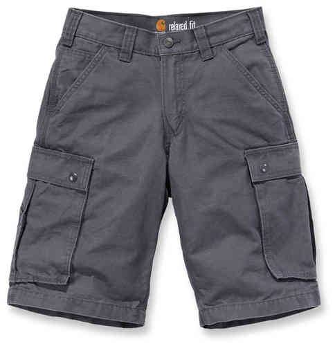 Carhartt Rugged Cargo Shortsit Harmaa