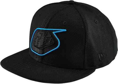 Troy Lee Designs Rewi New Era Musta