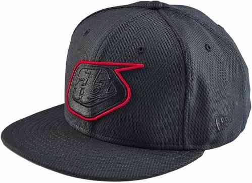 Troy Lee Designs Rewi New Era Harmaa