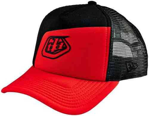 Troy Lee Designs Quickness New Era Punainen