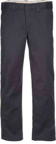 Dickies Slim Straight Work Housut Musta/antrasiitti
