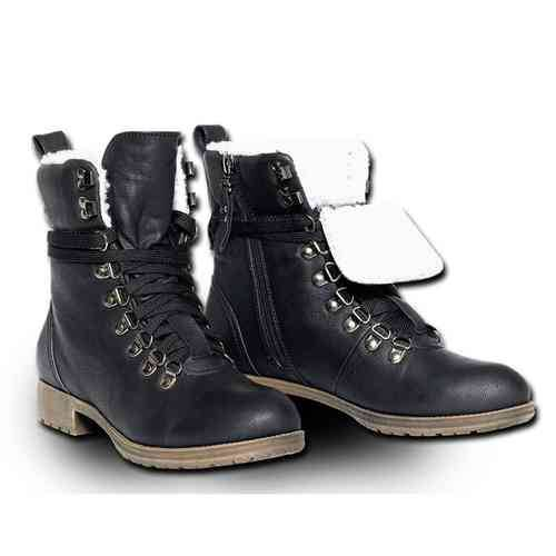 Brandit Winter Girls Musta