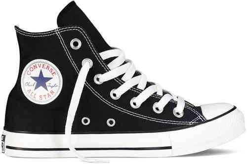 Converse Chuck Taylor All Star Classic High Kengät Musta
