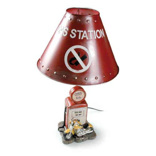 Booster Table Lamp Petrol Station