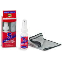 S100  and  Cleaner incl. microfibre cloth