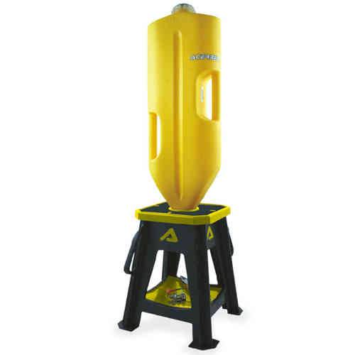 Acerbis Kubro Quick Fill Stand Musta
