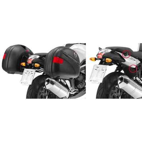 GIVI PLR692 Rapid Release Holder - Monokey® Side