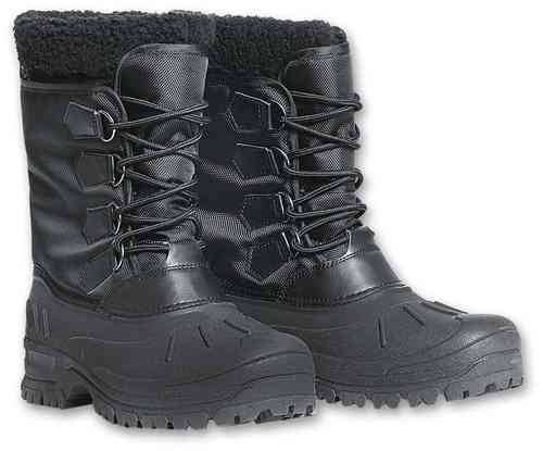 Brandit Highland Weather Extreme Saappaat Musta