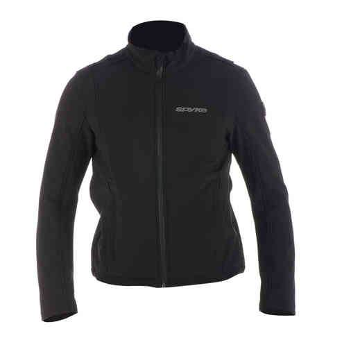 Spyke Evolution Softshell Jacket Musta