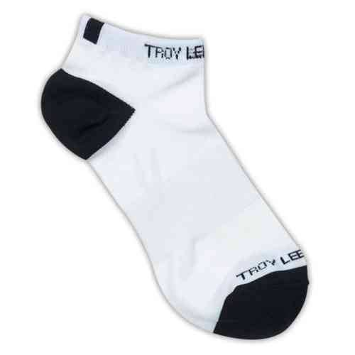Troy Lee Designs Ace Performance Ankle  2 Pack Valkoinen
