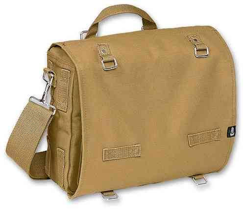 Brandit Canvas Large Beige/ruskea