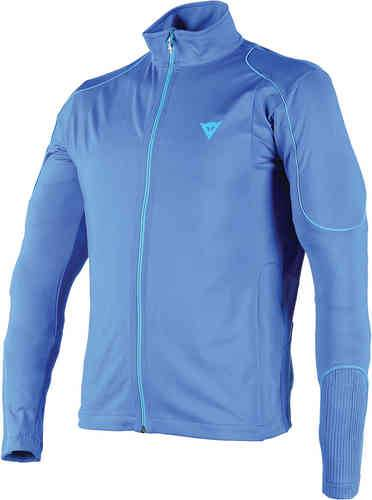 Dainese Fleece Man Full Zip E1 Sininen/vaaleansininen