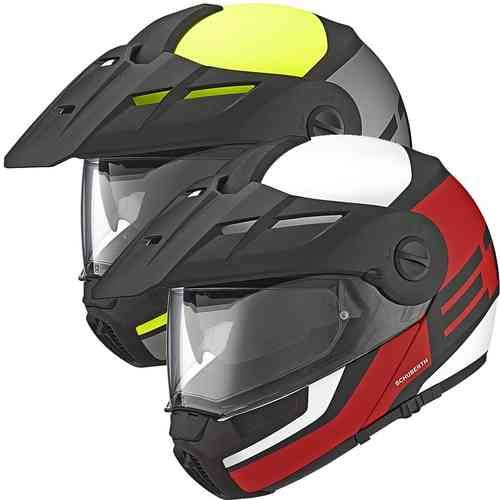 Schuberth E1 Guardian Adventure Kypärä