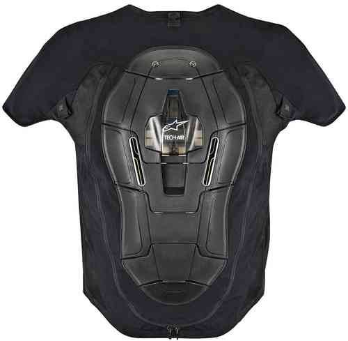 Alpinestars Tech Race Air Bag Liivi Musta