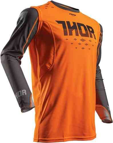 Thor Prime Fit Rohl Jersey Oranssi/harmaa