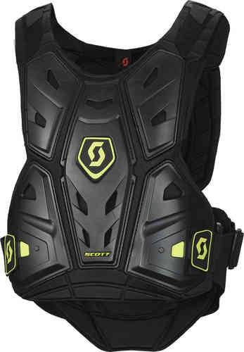 Scott Commander 2 Junior Body Armor Musta/vihreä