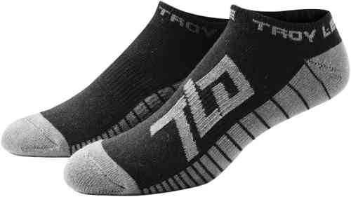 Troy Lee Designs Factory Ankle Musta