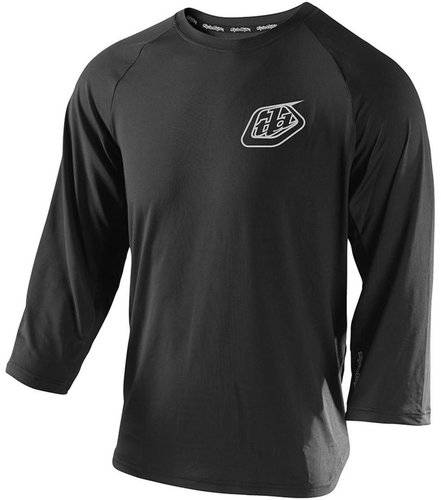 Troy Lee Designs Compound Bolt 3/4 Jersey Musta