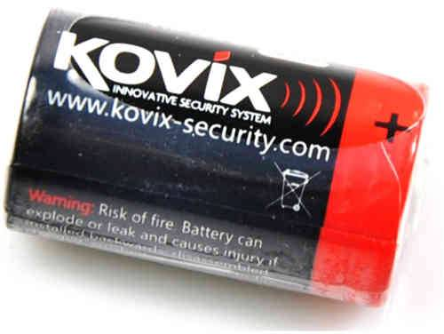 Kovix Battery Litium Musta