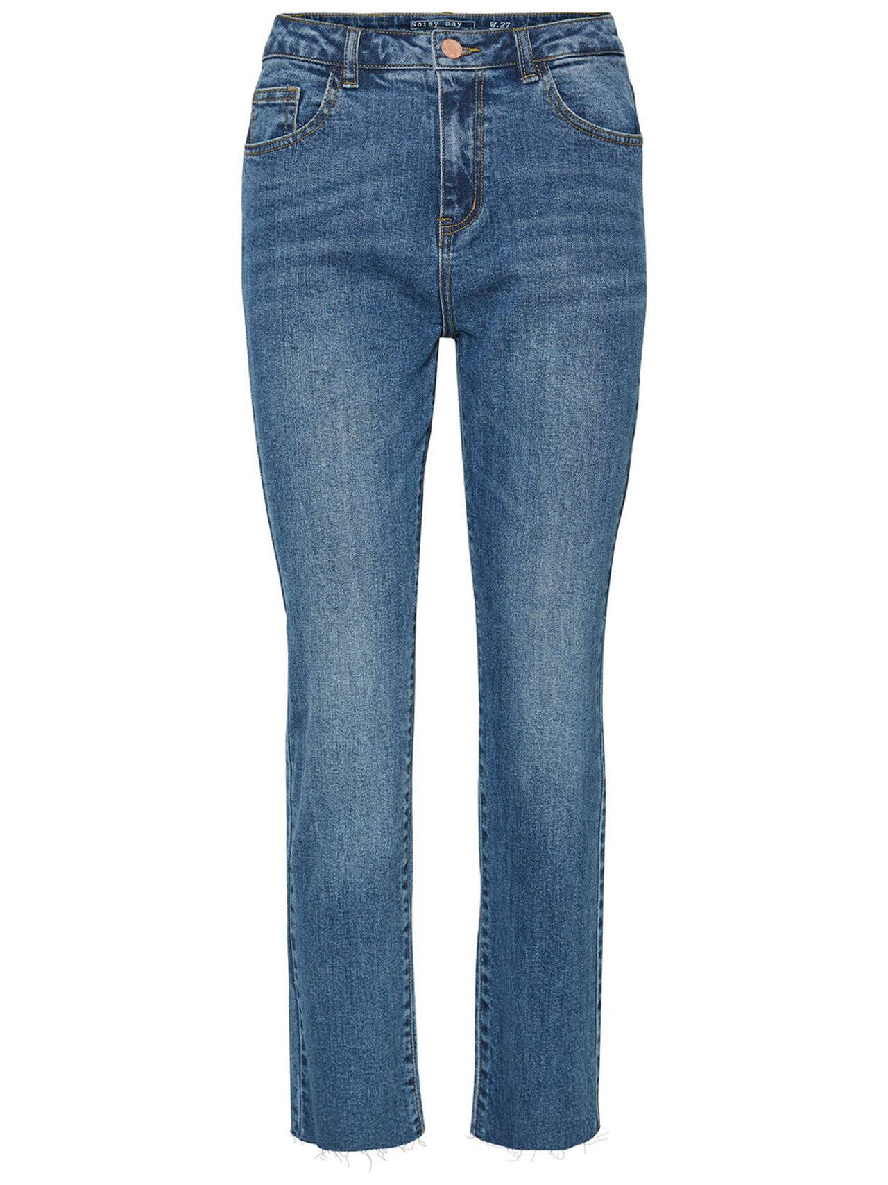 Vero Moda Liv Nw Ankle Straight Fit Jeans