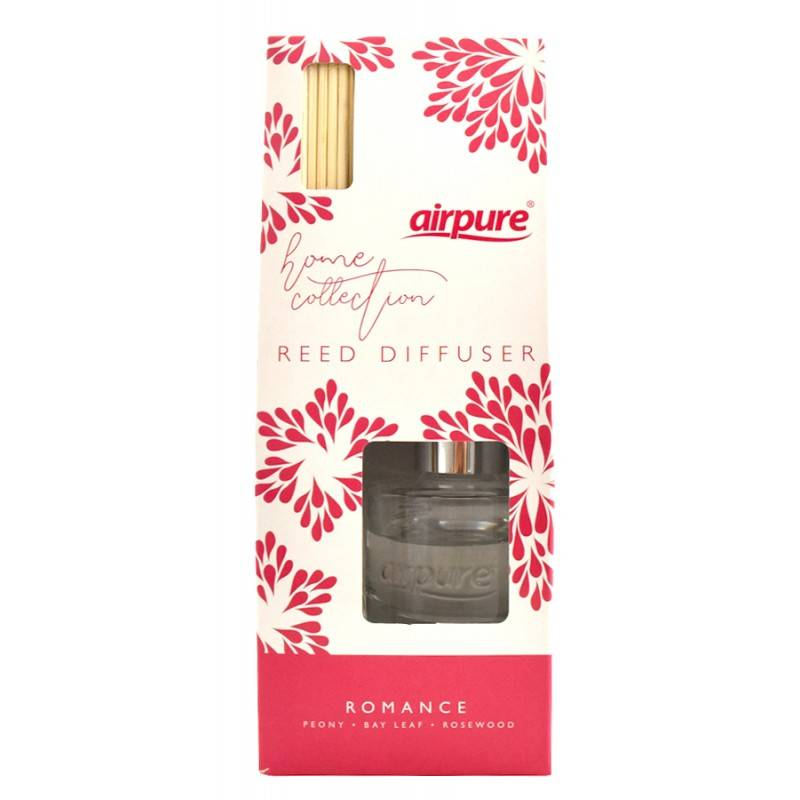Airpure Reed Diffuser Home Collection Romance 30 ml Diffuusori