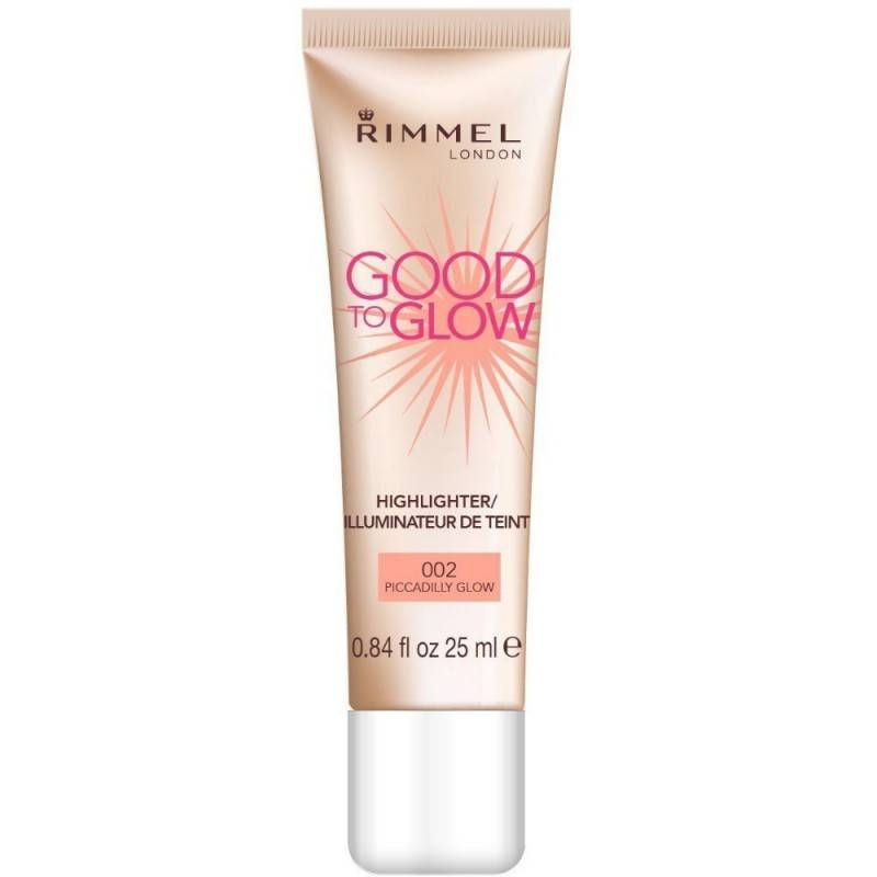 Rimmel Good To Glow 002 Piccadilly Glow  25 ml Highlighter