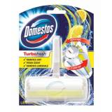 Domestos Turbo Block Lemon 32 g WC-raikastin