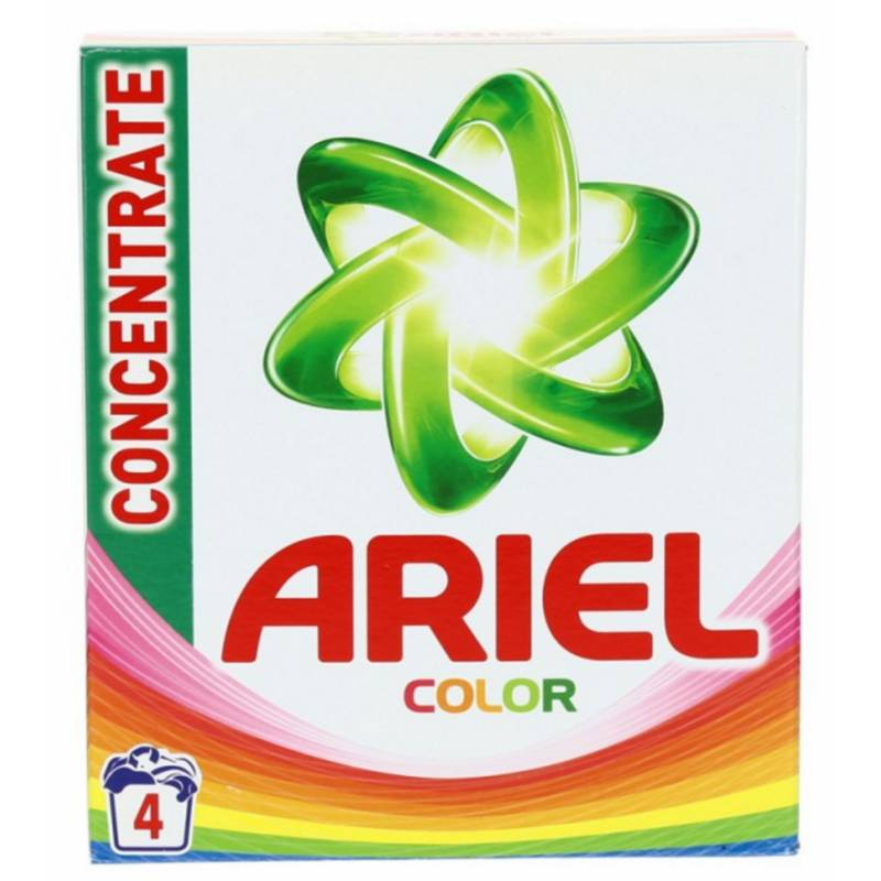 Ariel Washing Powder Color 300 g Pesujauhe