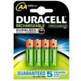 Duracell AA Recharge Ultra  4 kpl Patterit