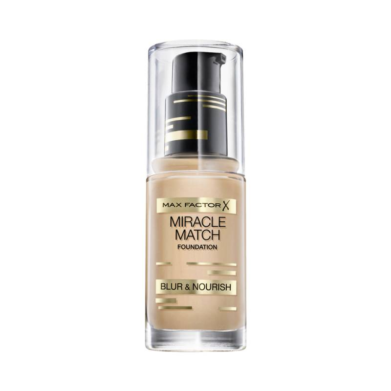 Max Factor Miracle Match Foundation 30 Porcelain 30 ml Meikkivoide