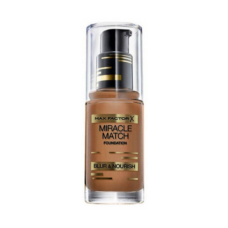 Max Factor Miracle Match Foundation 95 Tawny  30 ml Meikkivoide